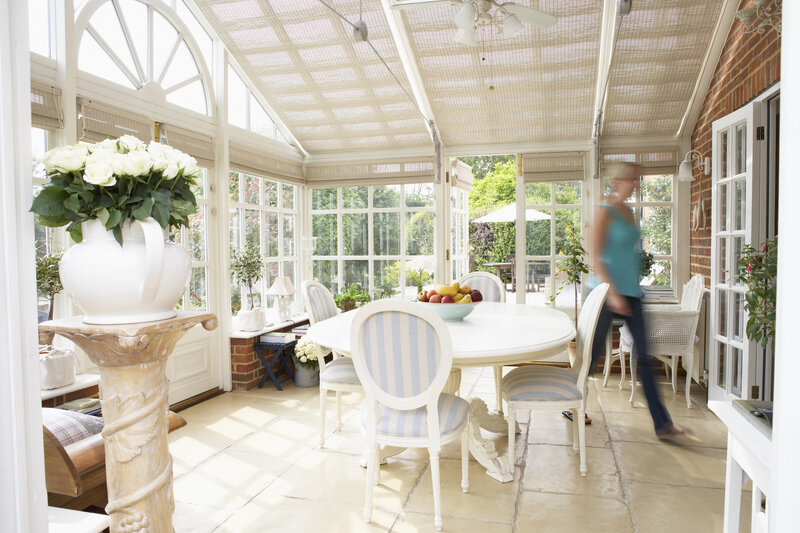 New Conservatory Roofs in UK United Kingdom
