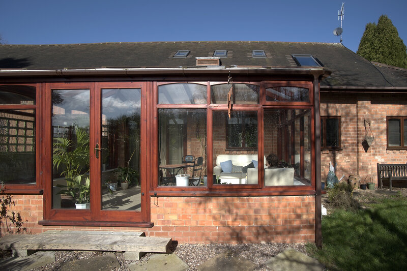 Solid Roof Conservatories in UK United Kingdom
